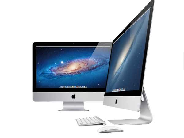 iMac Retina.    Now in colossal and ginormous.